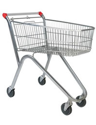 Steel Range Trolleys